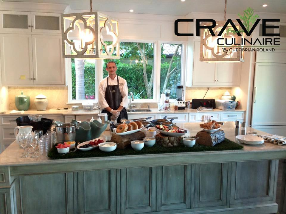 breakfast crave culinaire  atering