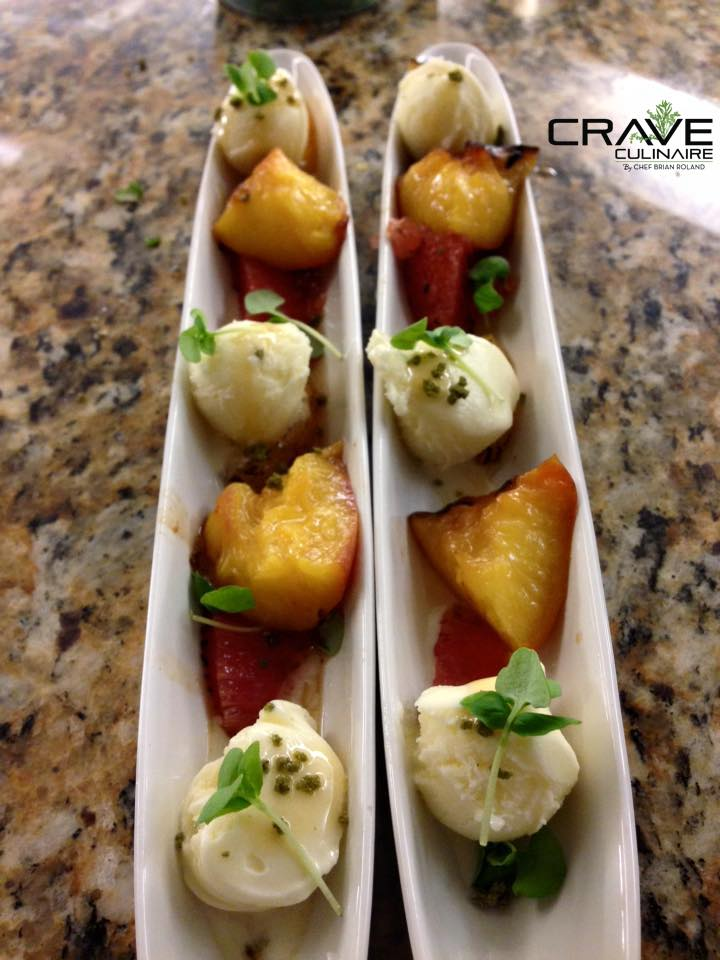 catering naples fl crave culinaire by chef brian roland