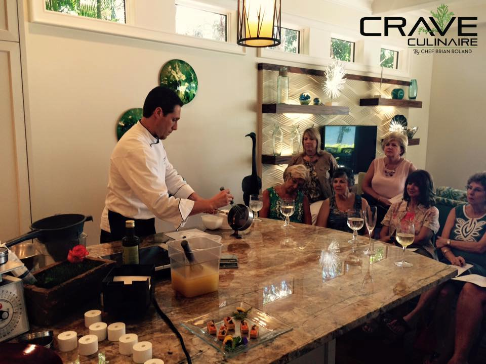 cooking class naples