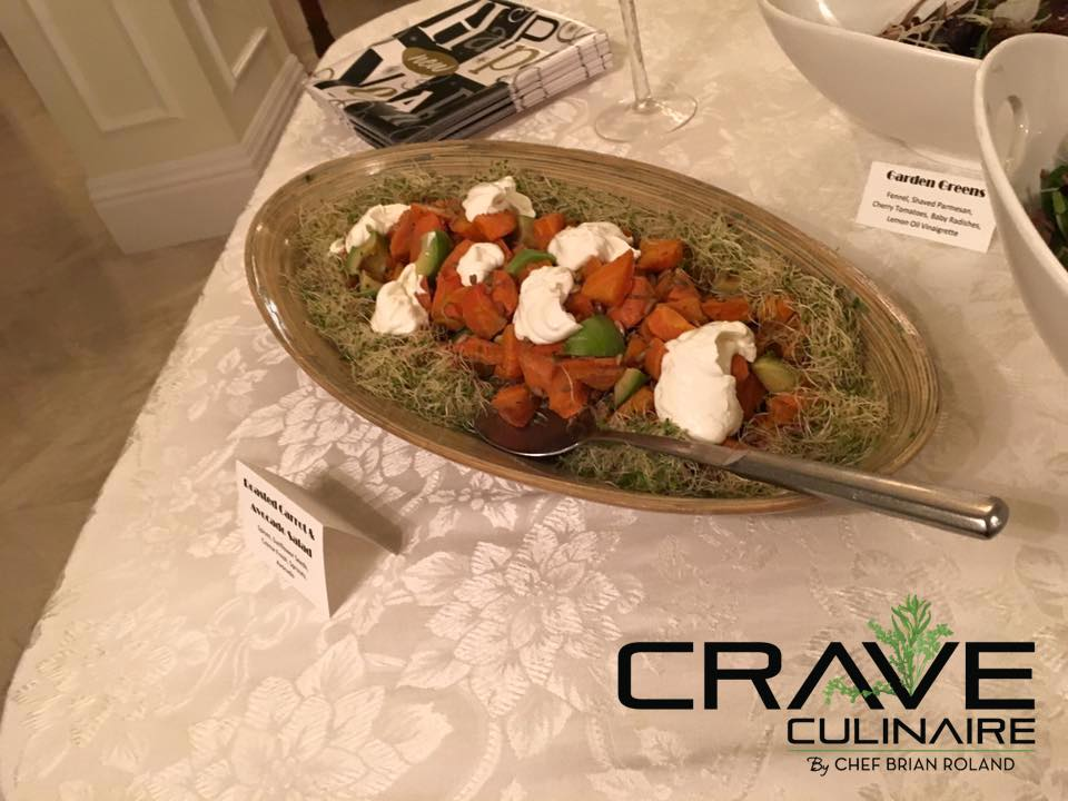 crave culinaire naples catering