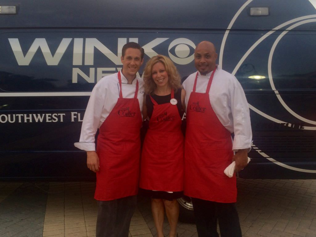 crave culinaire, catering company in Naples will participate at Taste of Colier